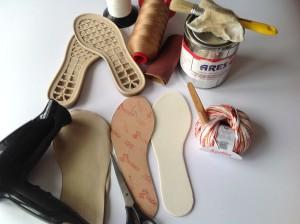 Materiale necesare_papuci crosetati_3